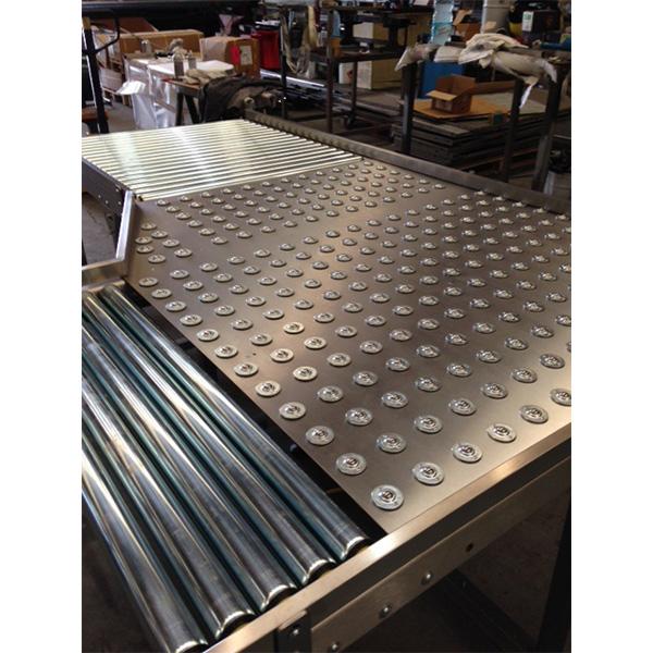 Table à billes INOX